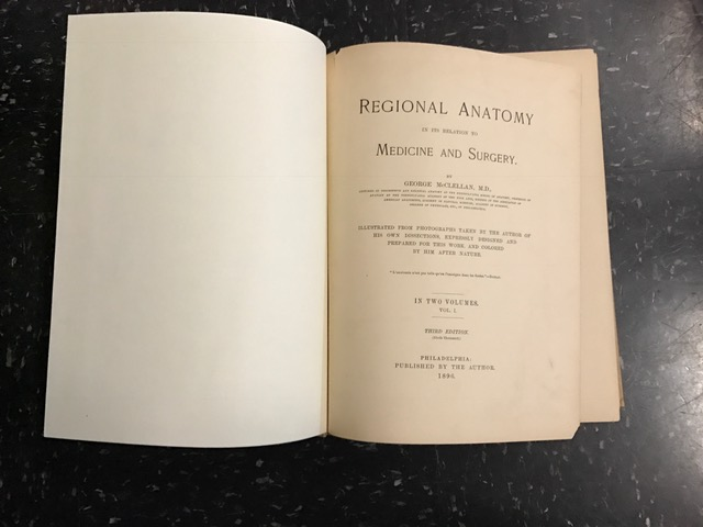Regional Anatomy In Its Relation To Medicine And Surgery 1896